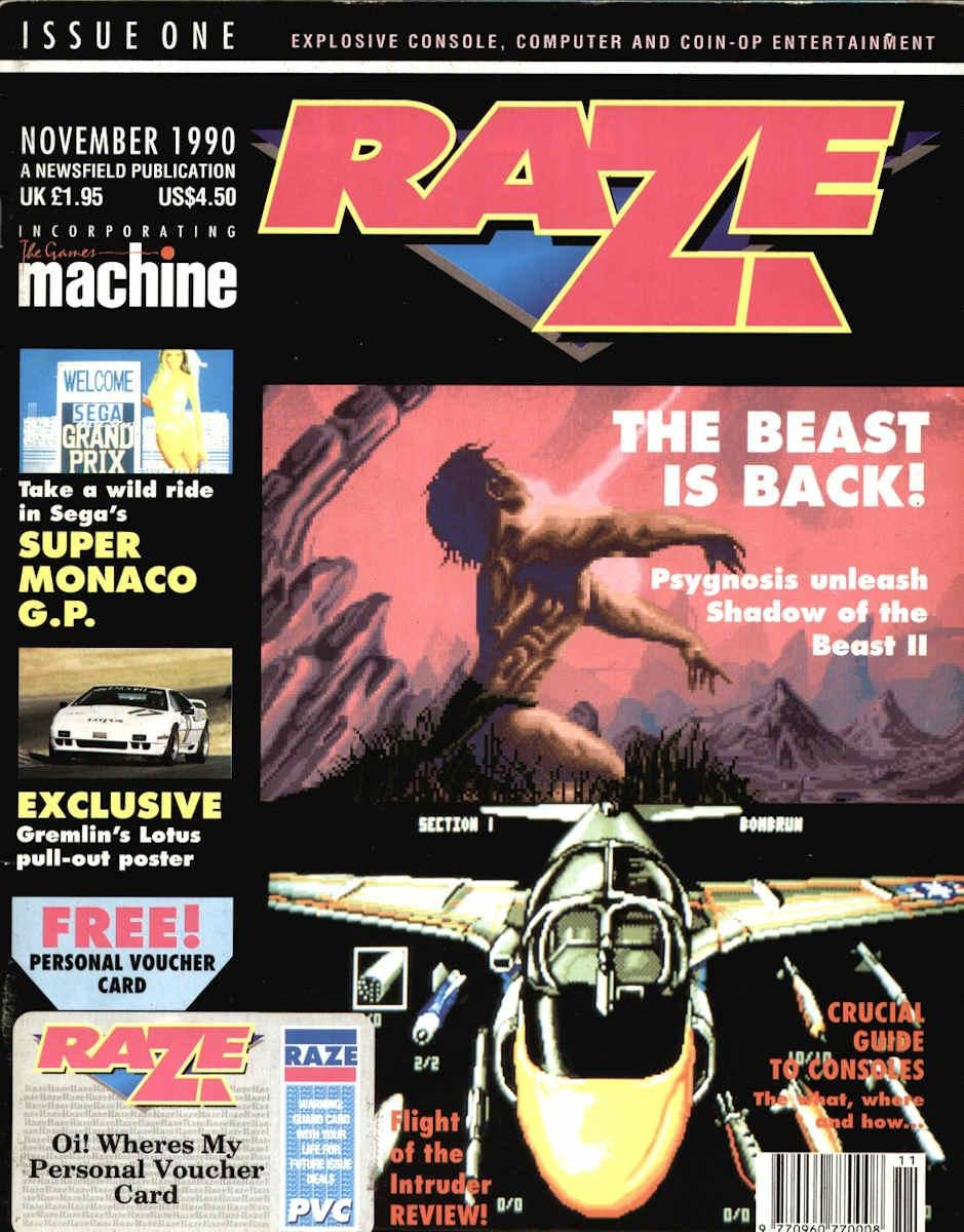 Raze Issue 01