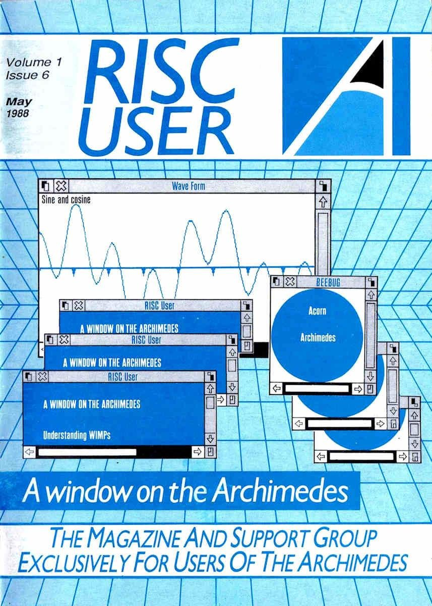 RISC User Issue 06