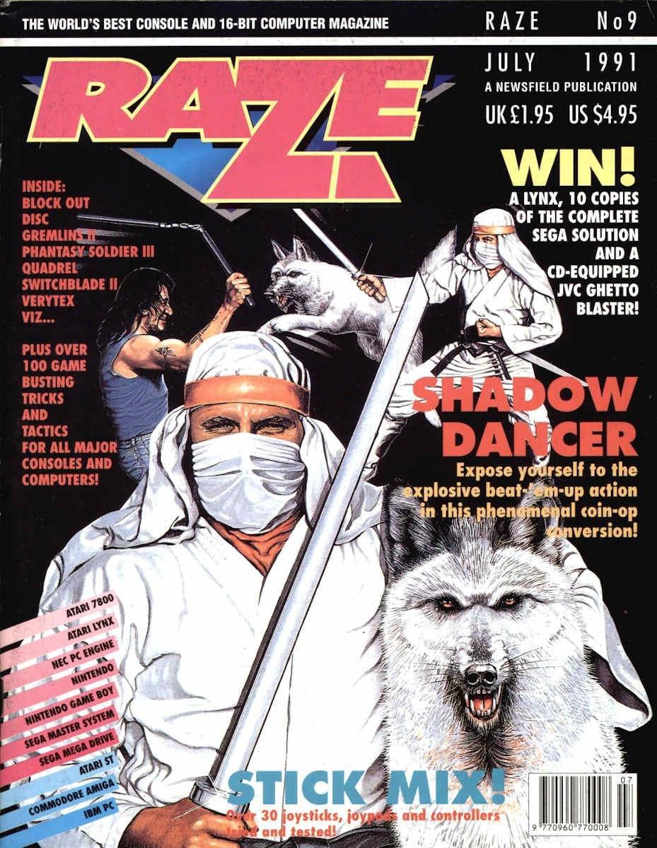 Raze Issue 09