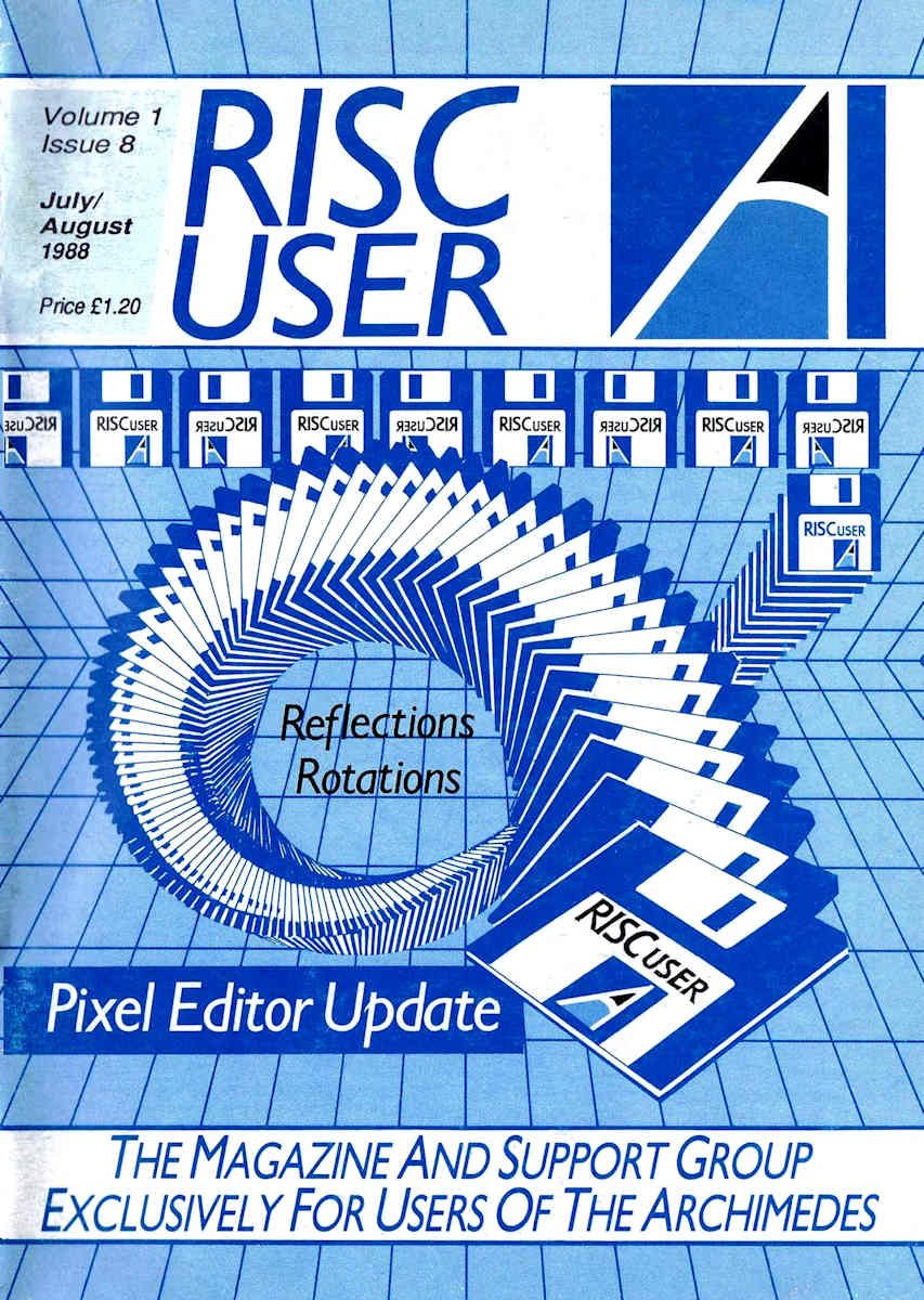 RISC User Issue 08
