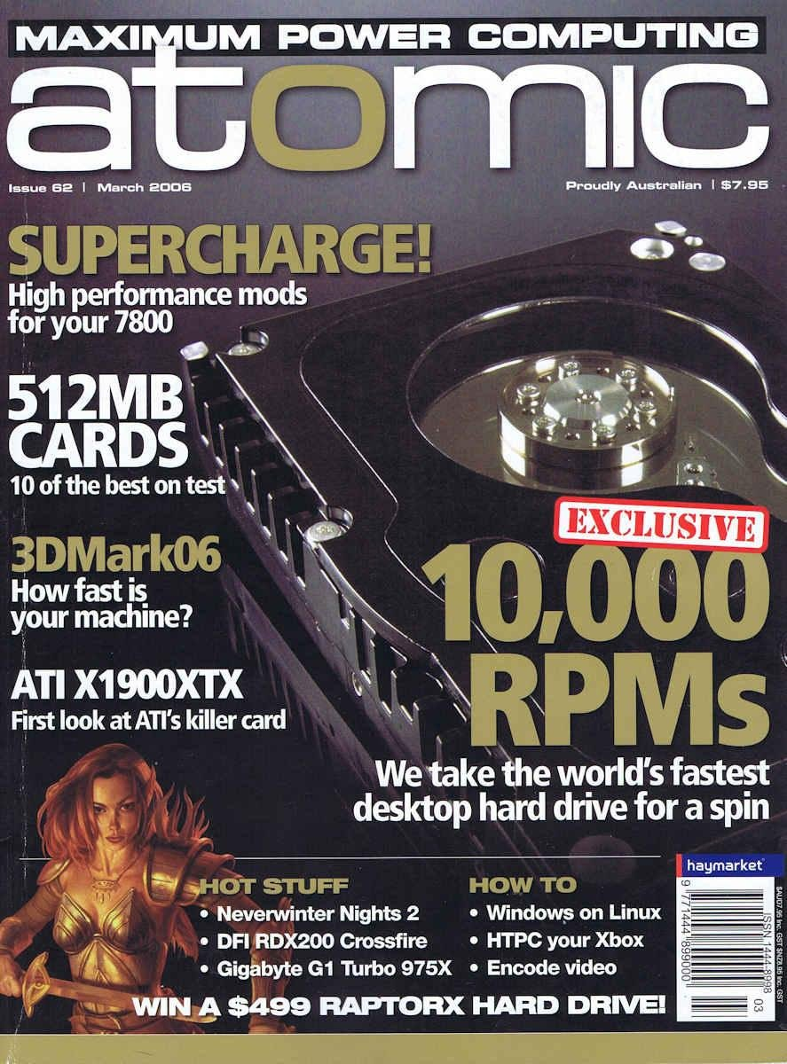 Atomic 062 (March 2006)
