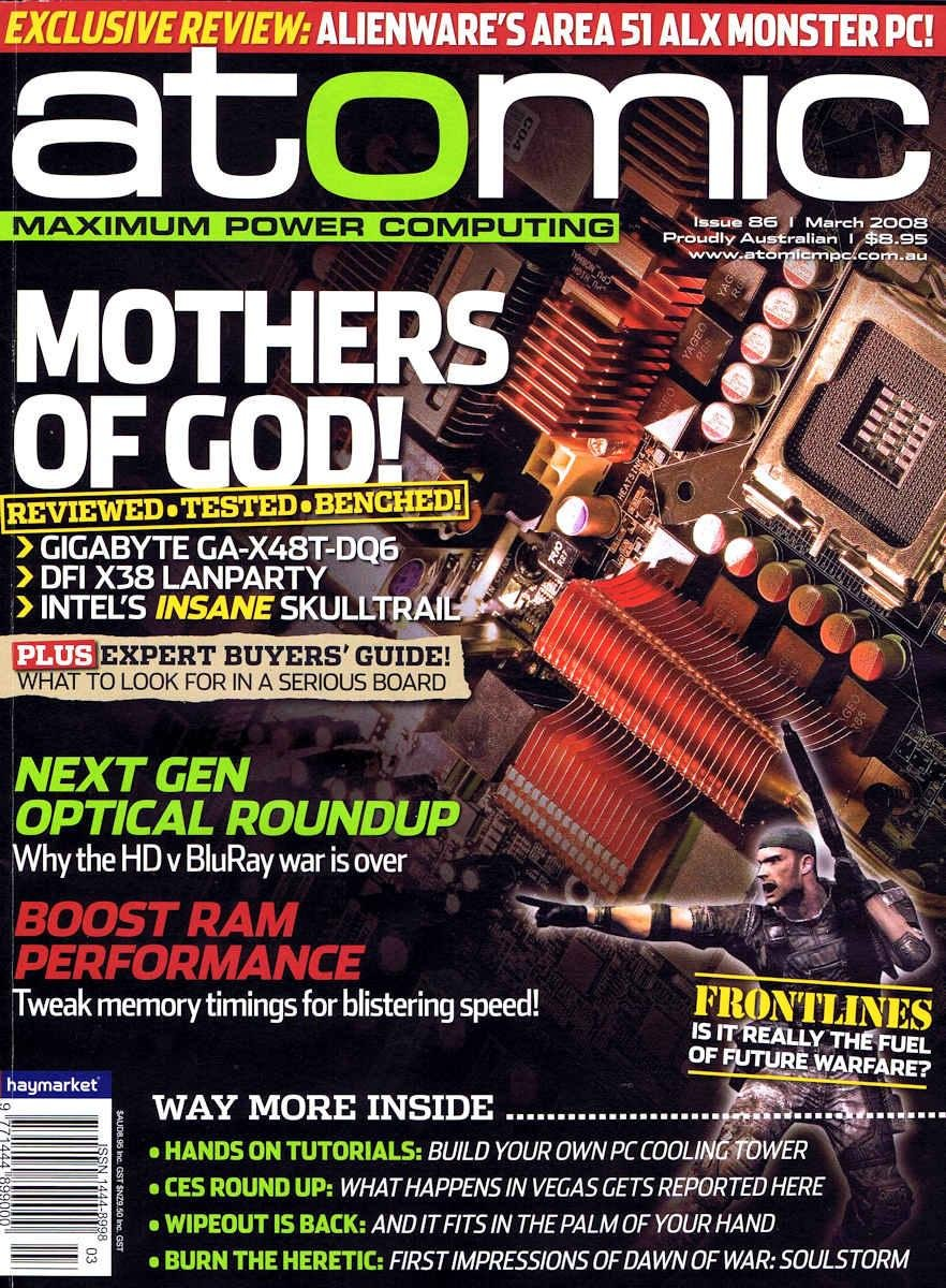 Atomic 086 (March 2008)