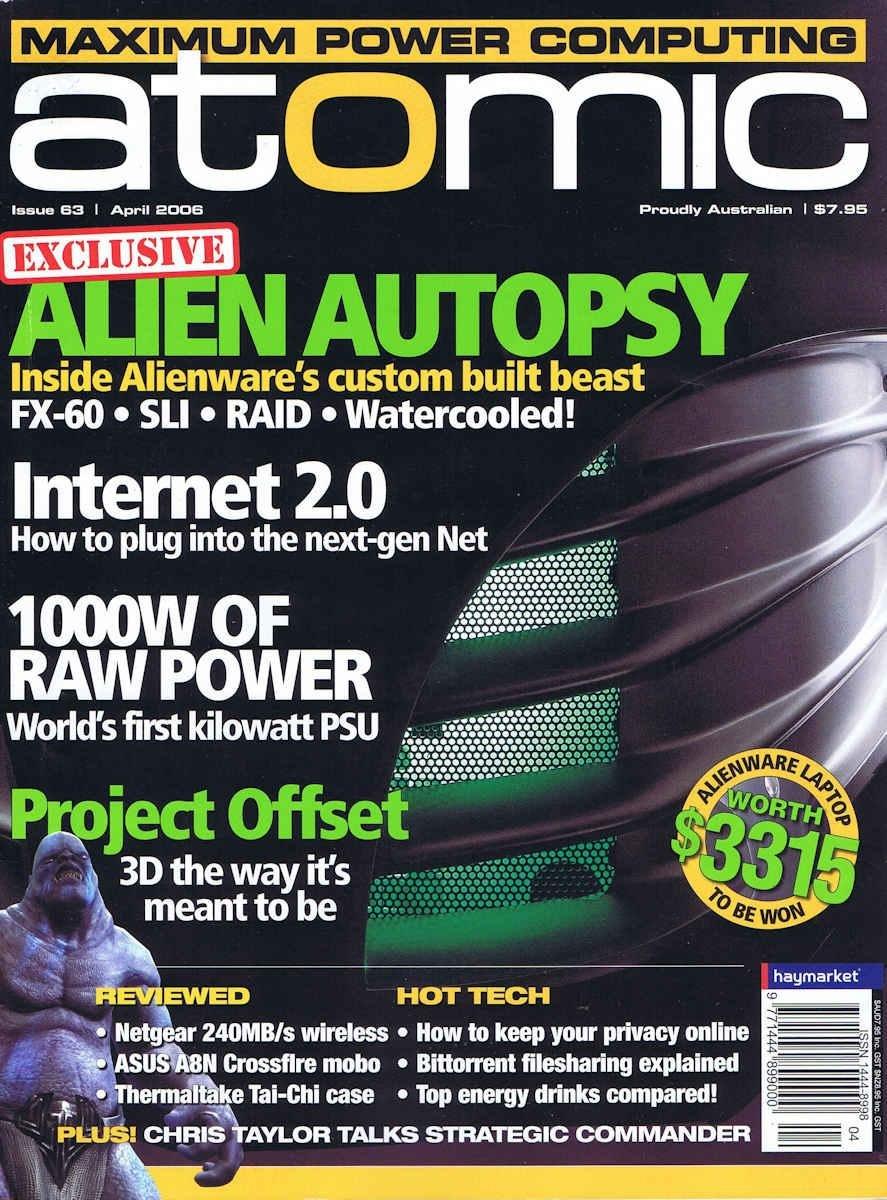 Atomic 063 (April 2006)