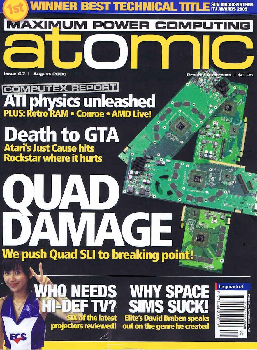 Atomic 067 (August 2006)