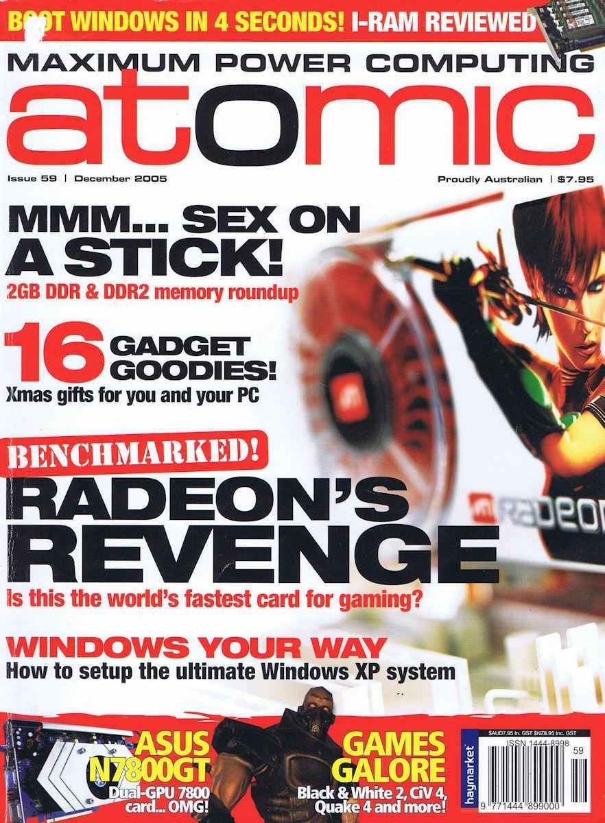 Atomic 059 (December 2005)