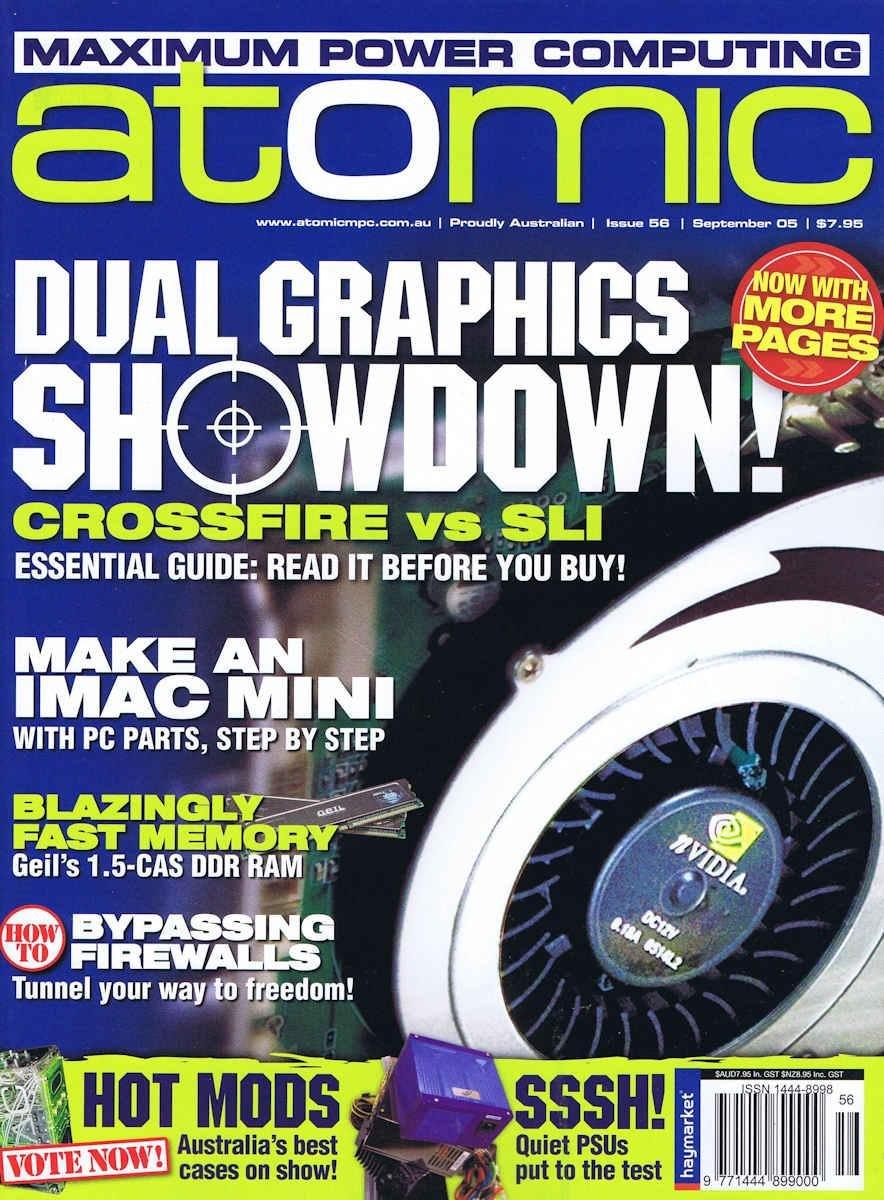 Atomic 056 (September 2005)