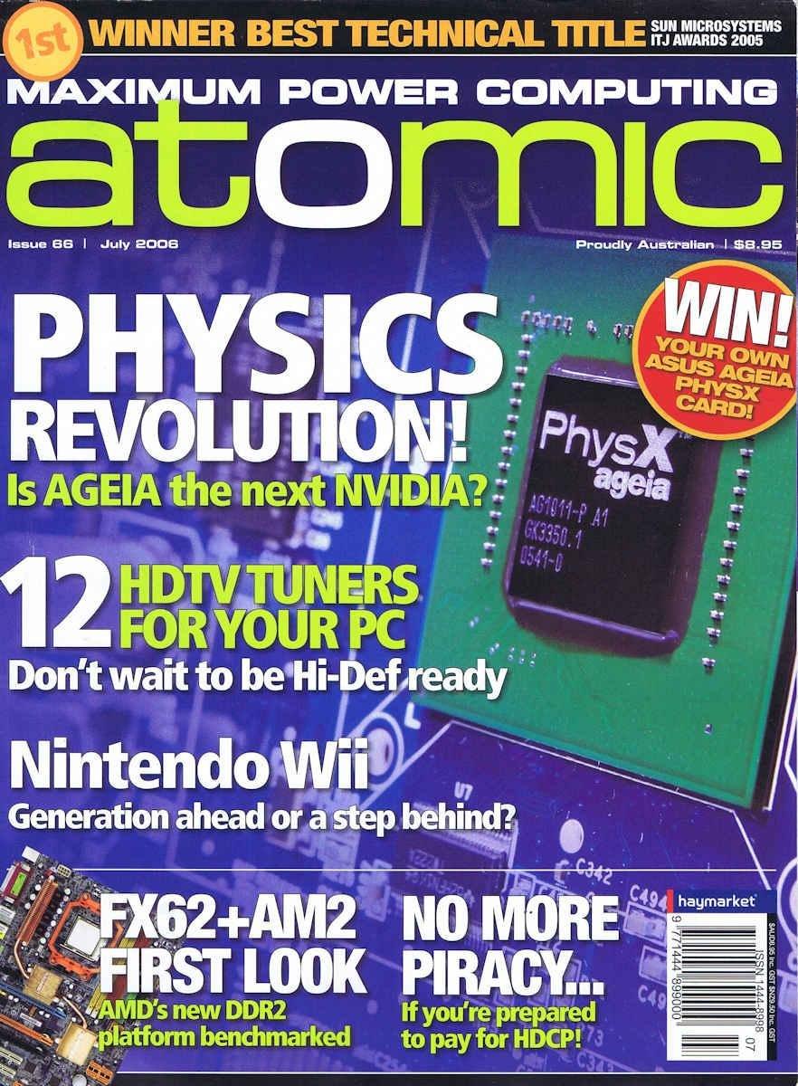 Atomic 066 (July 2006)