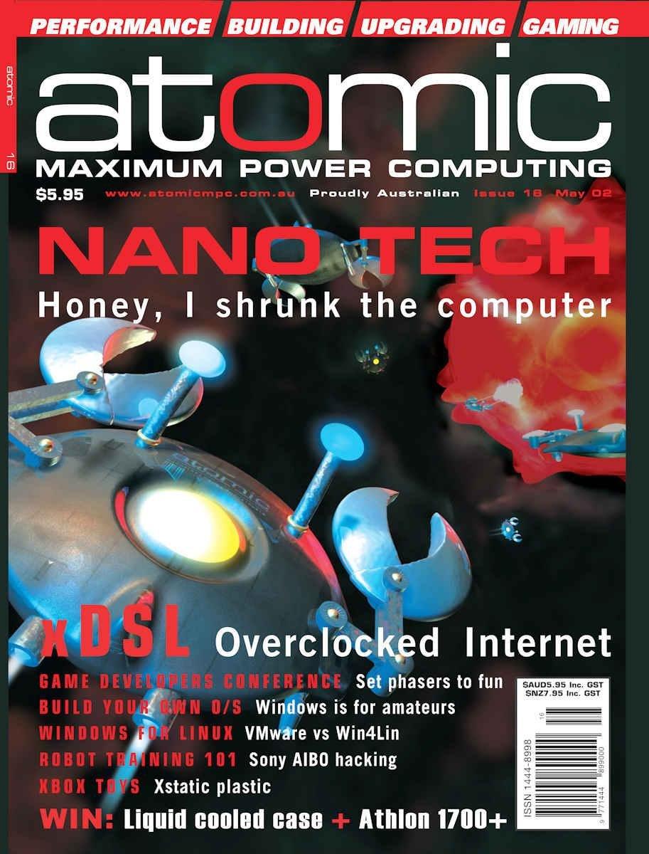 Atomic 016 (May 2002)