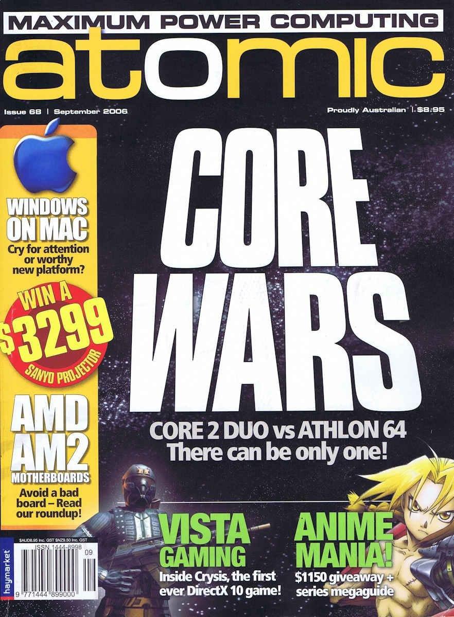 Atomic 068 (September 2006)