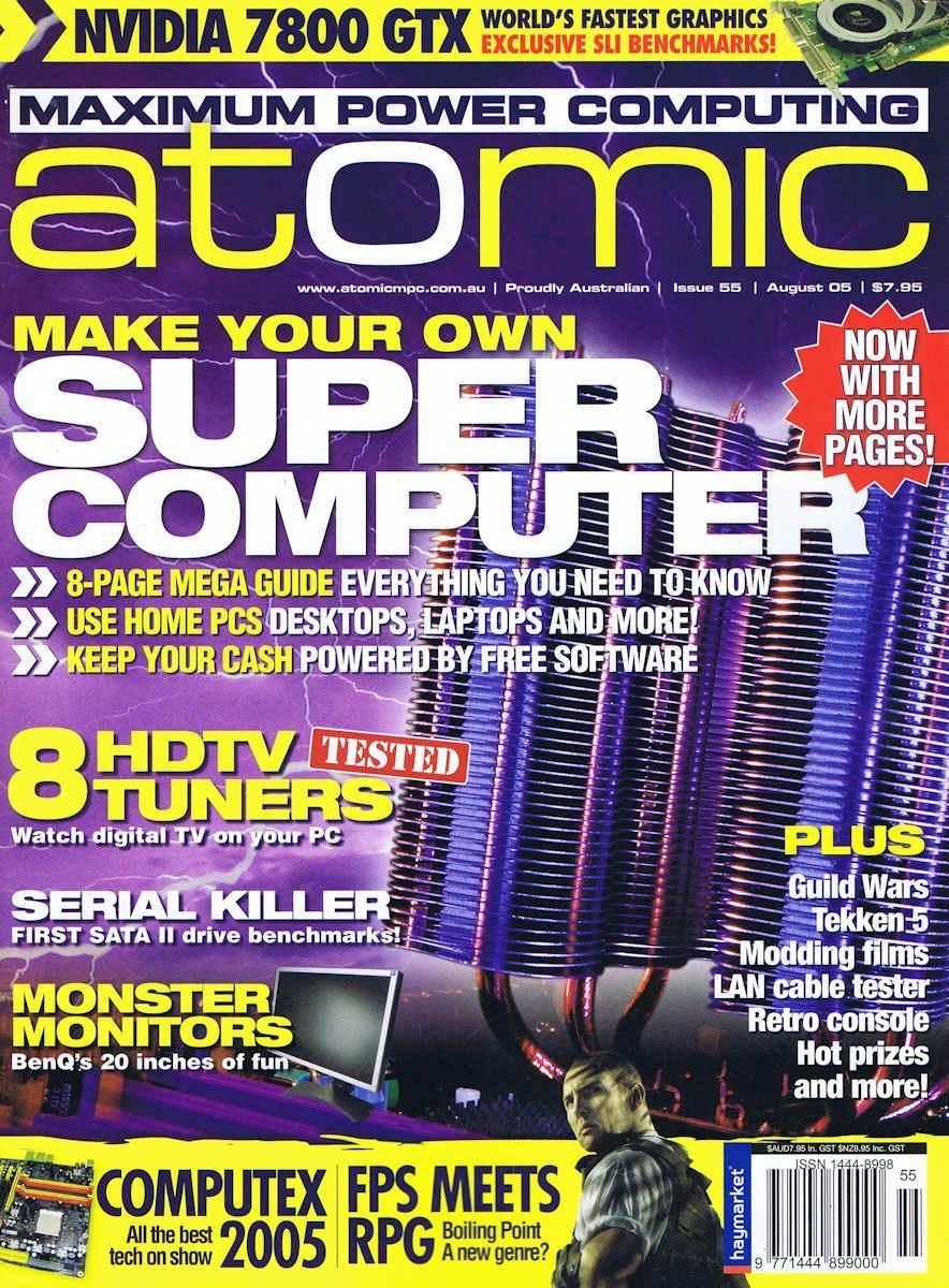 Atomic 055 (August 2005)
