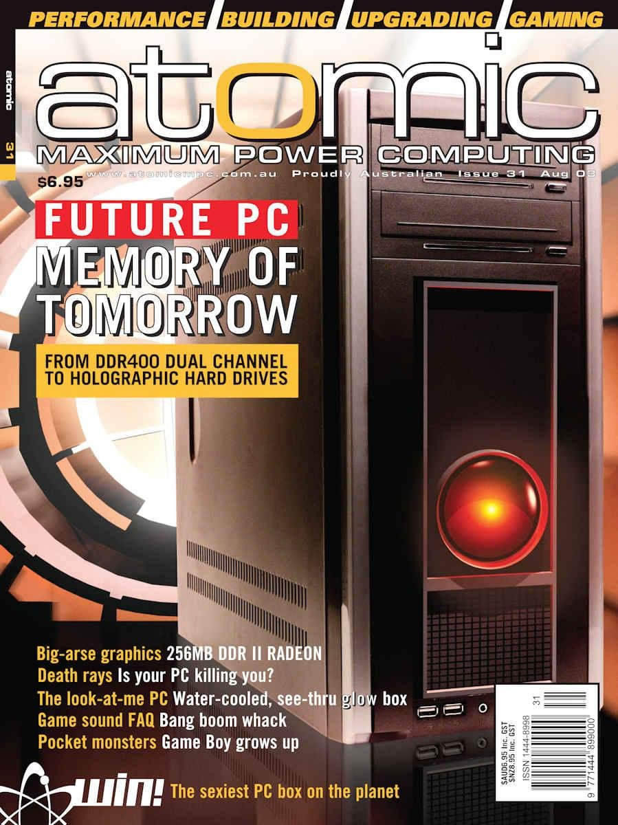 Atomic 031 (August 2003)