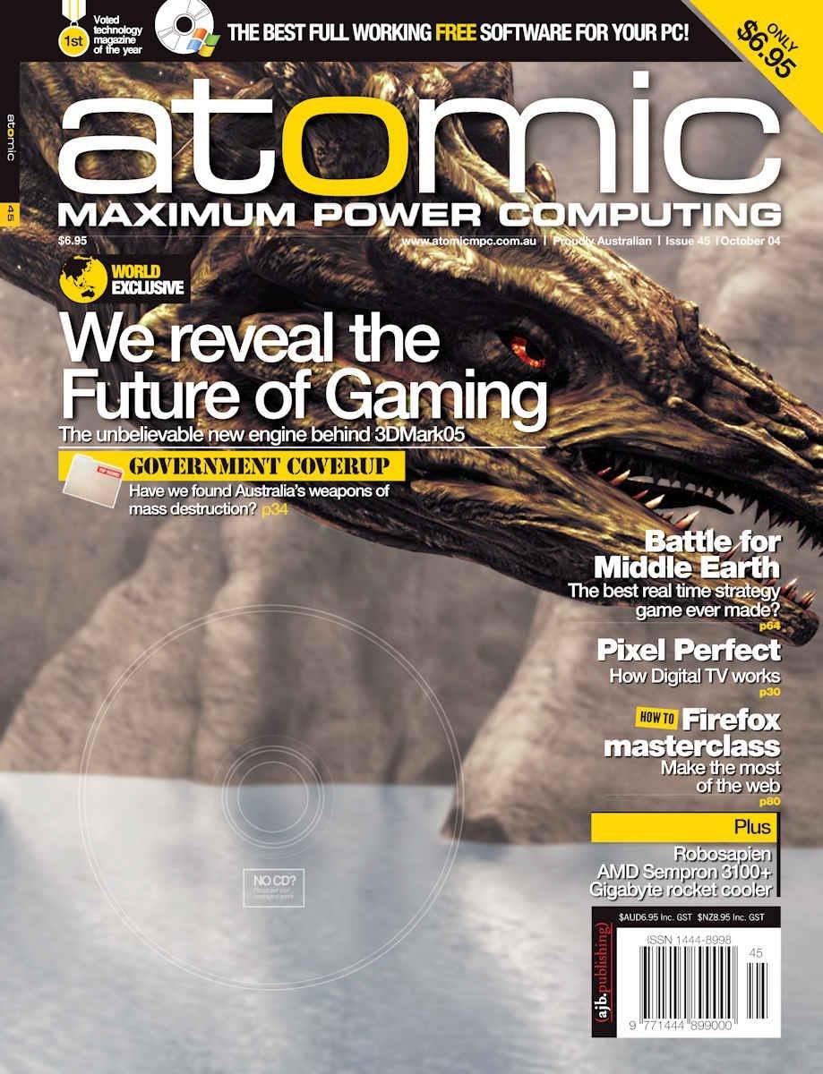 Atomic 045 (October 2004)