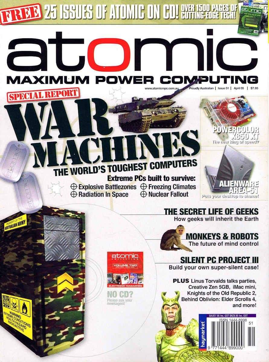 Atomic 051
