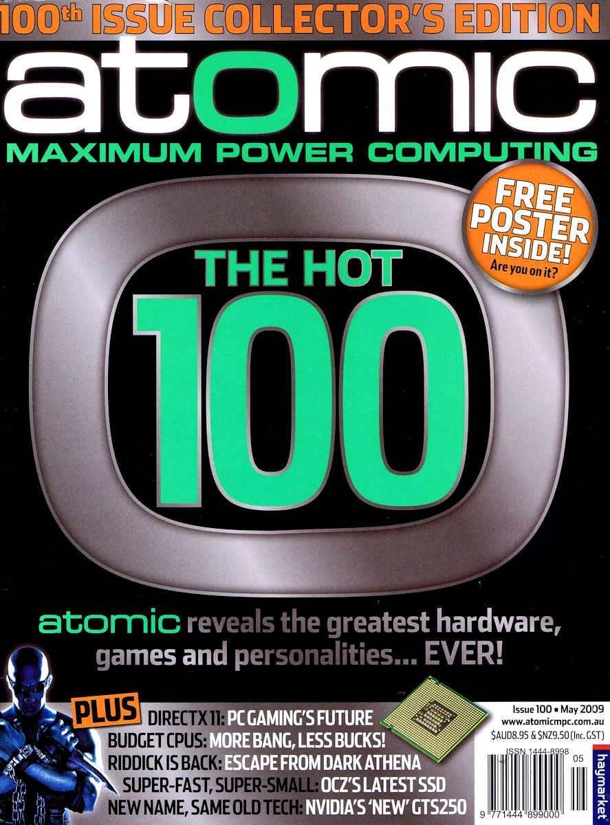 Atomic 100 (May 2009)