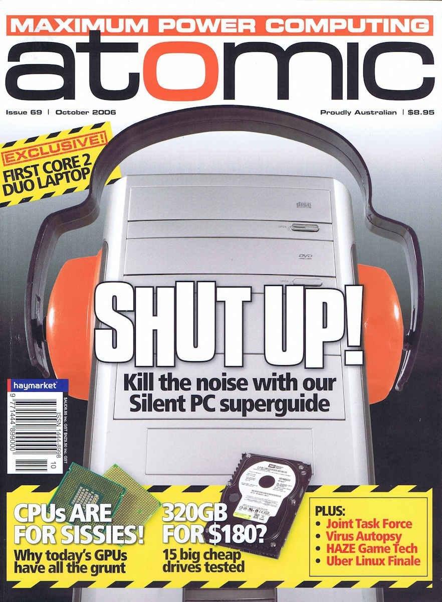 Atomic 069 (October 2006)