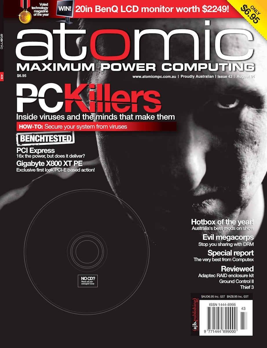Atomic 043 (August 2004)