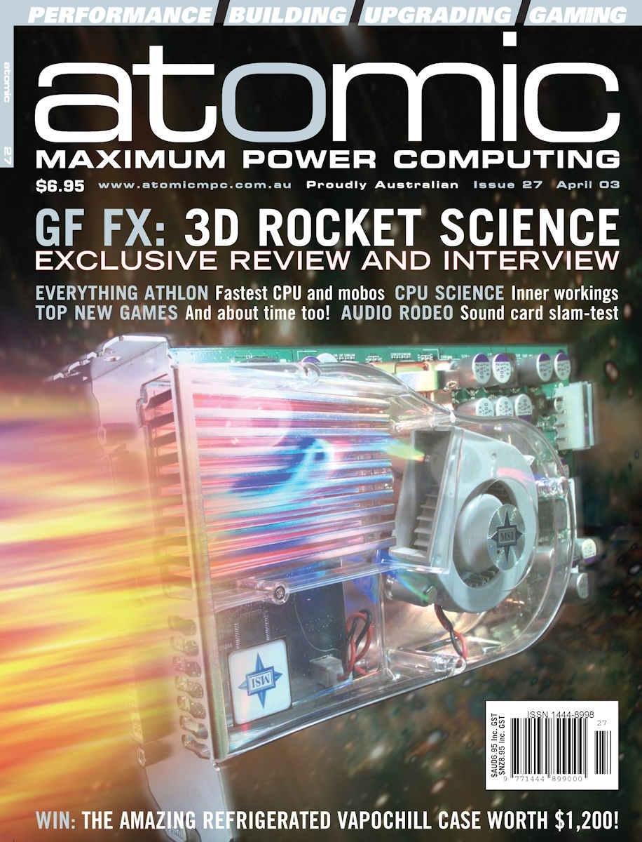 Atomic 027 (April 2003)
