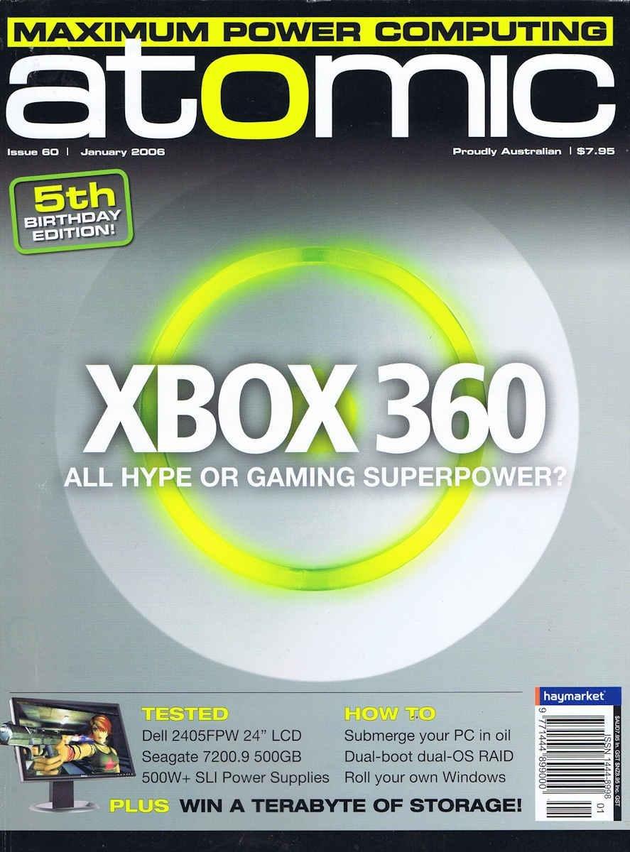 Atomic 060 (January 2006)