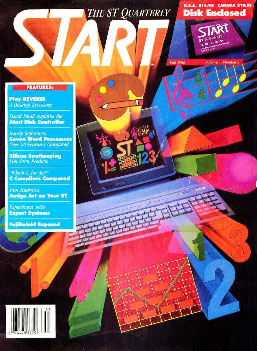 STart Issue 02
