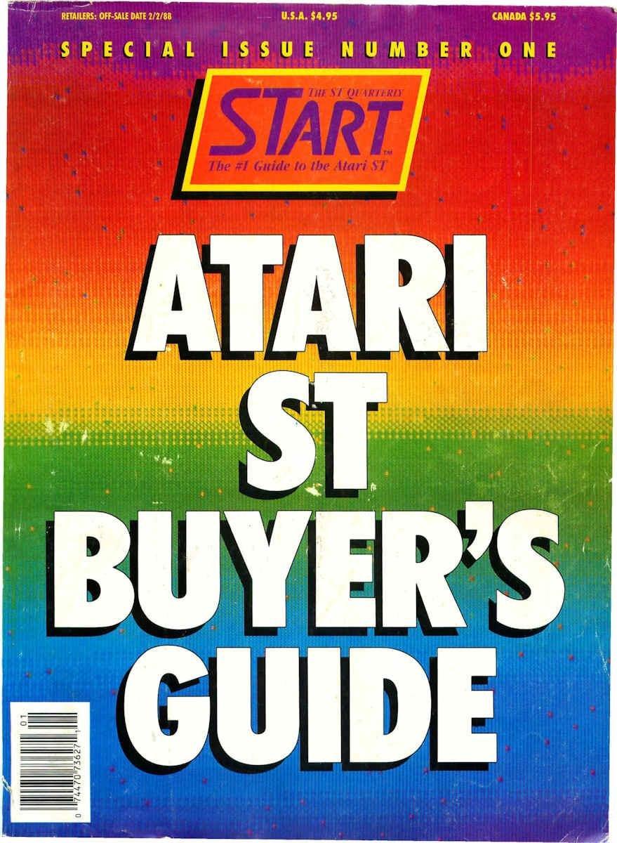 STart Issue 07