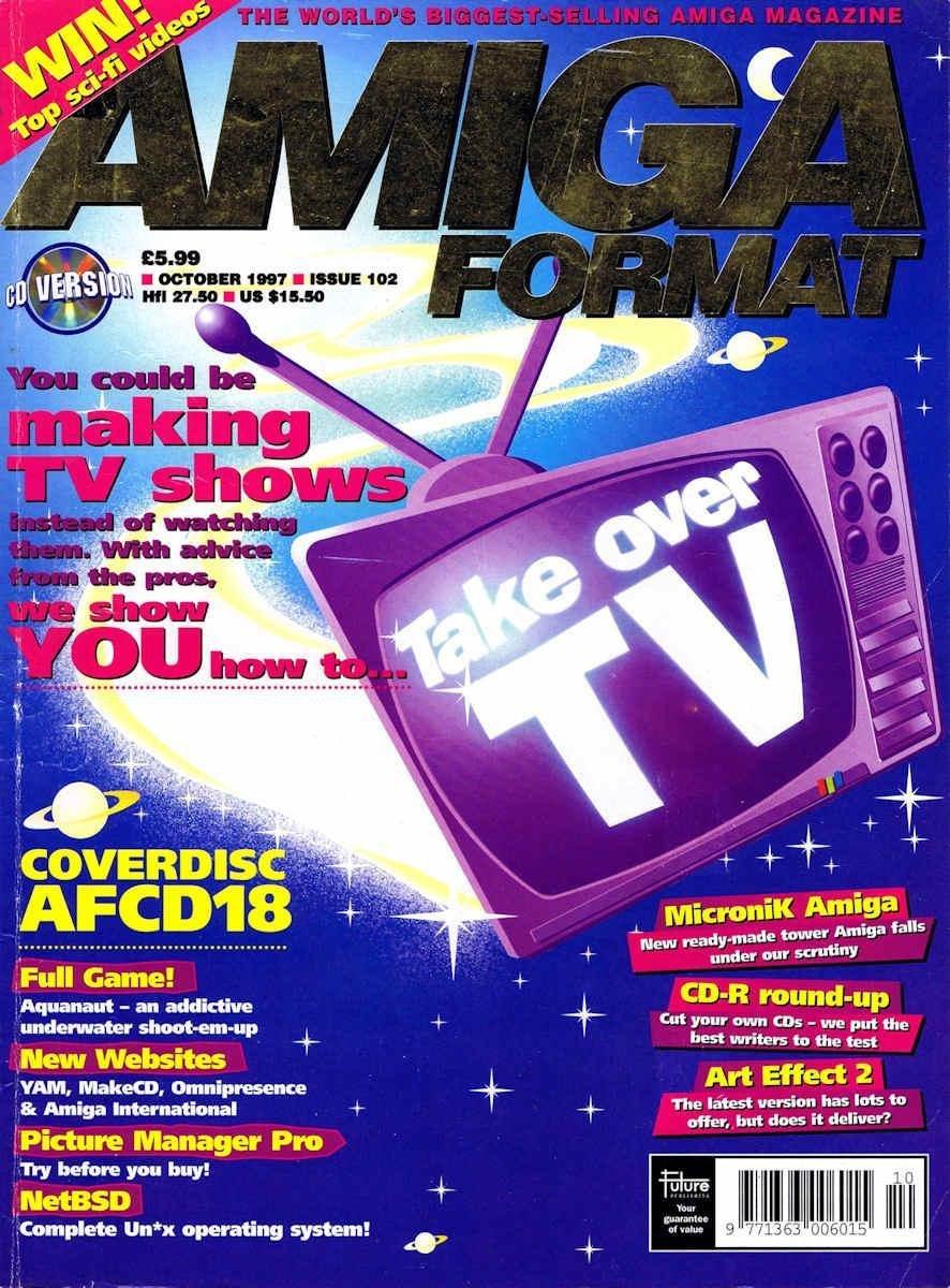 Amiga Format 102