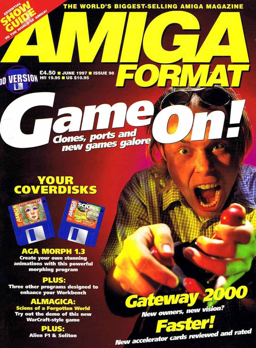 Amiga Format 98