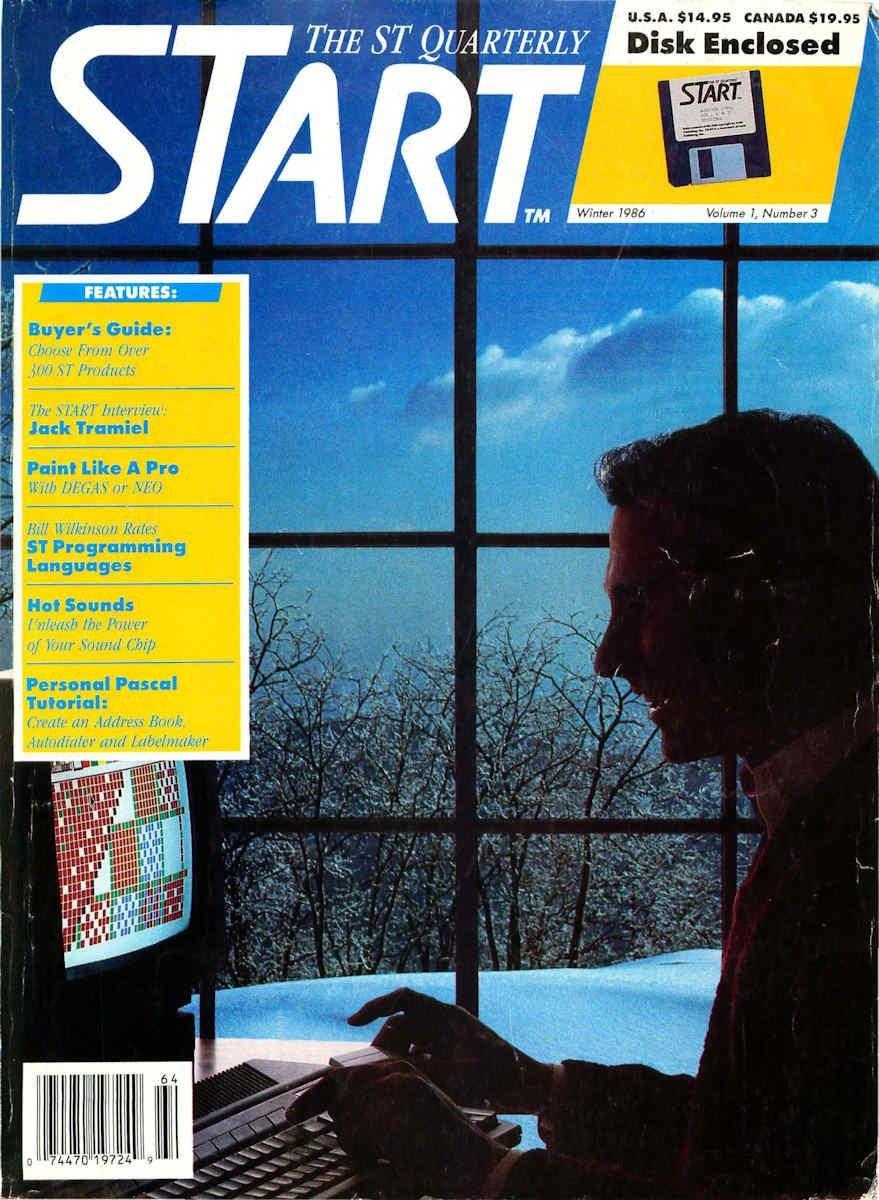 STart Issue 03