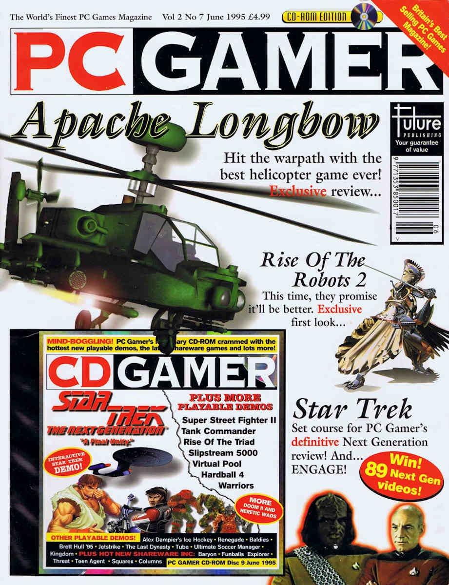 PC Gamer UK 019 June 1995
