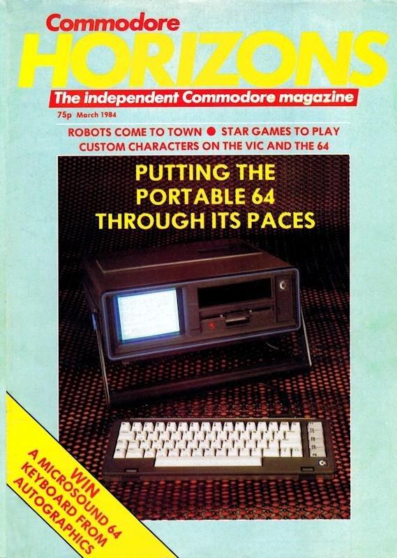 Commodore Horizons 03