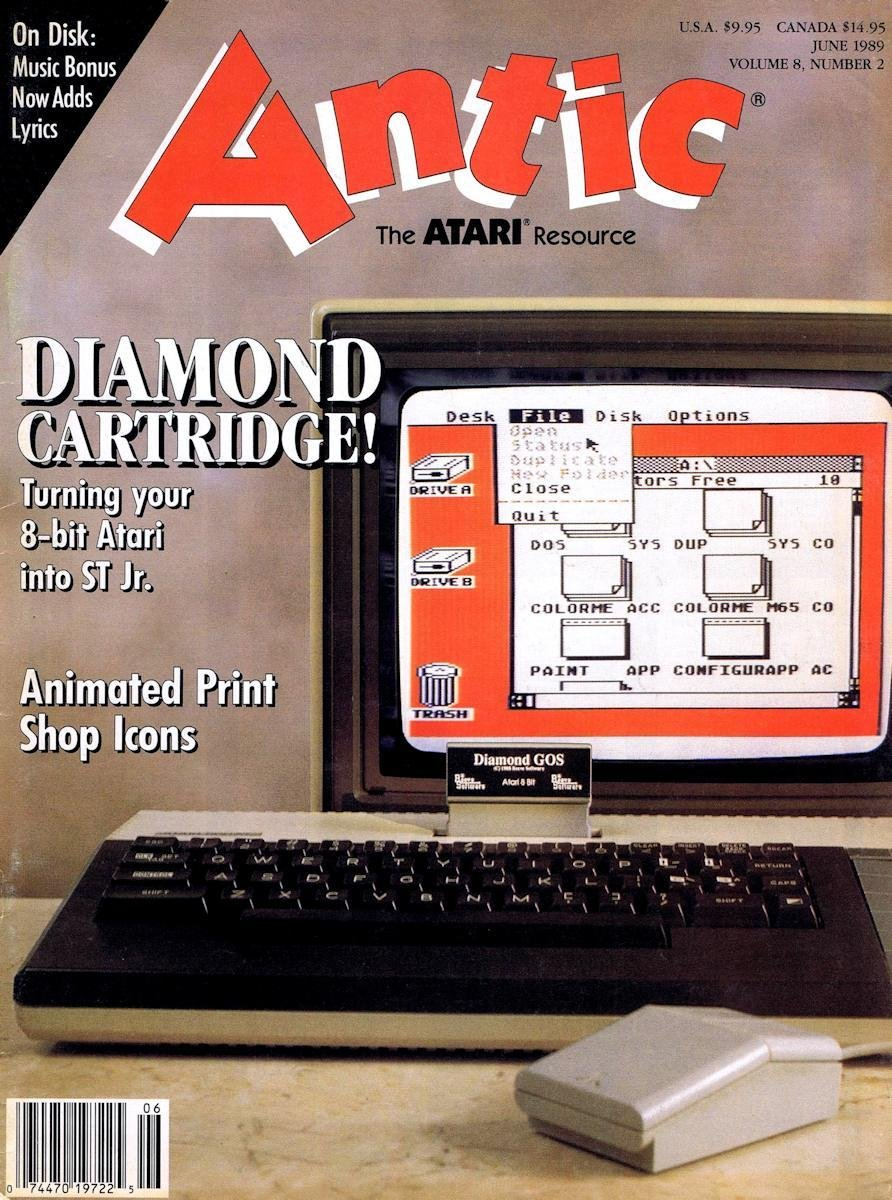 Antic Issue 080 June 1989