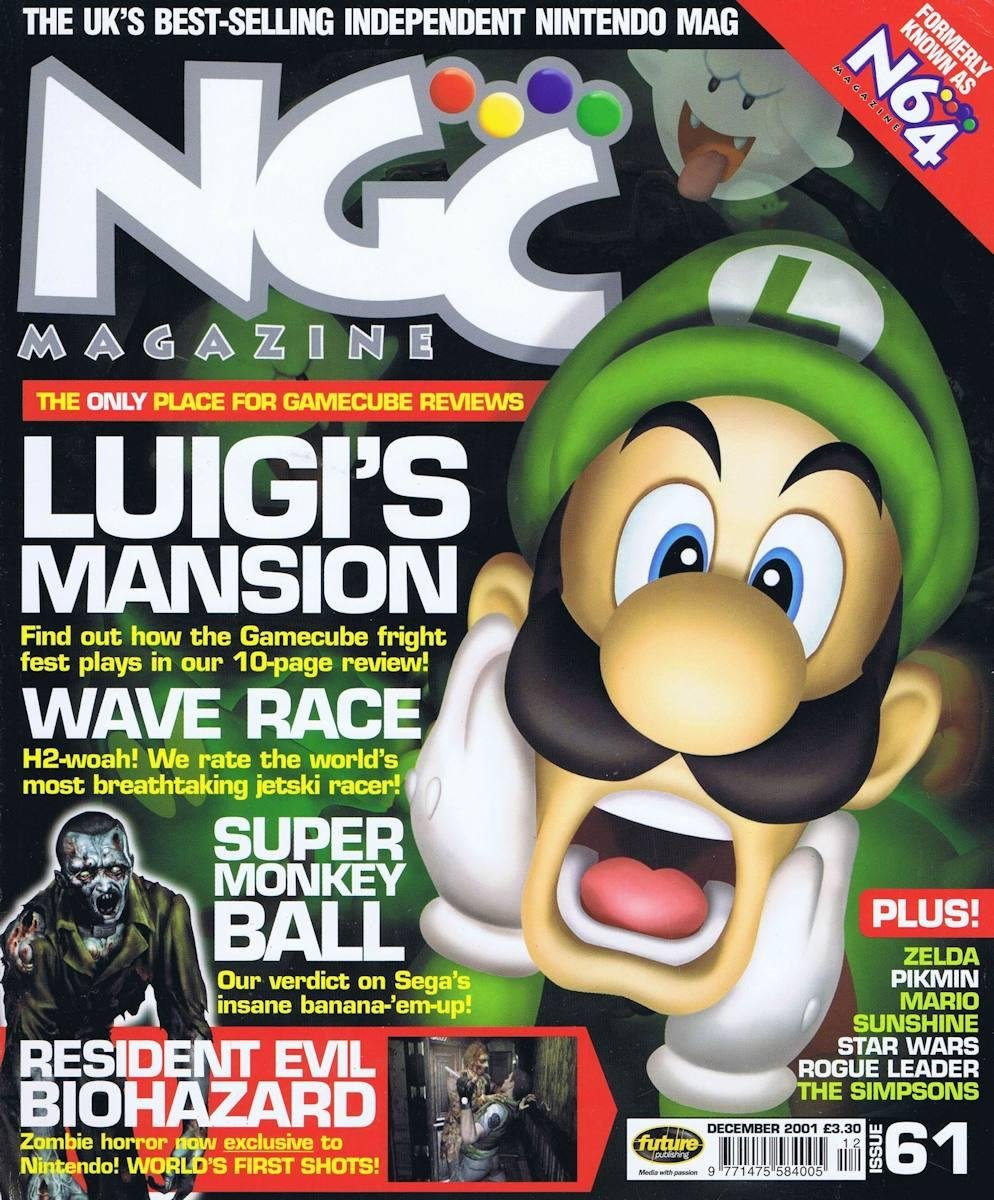 NGC Issue 061 (December 2001)