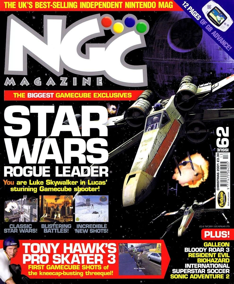 NGC Issue 062 (Christmas 2001)