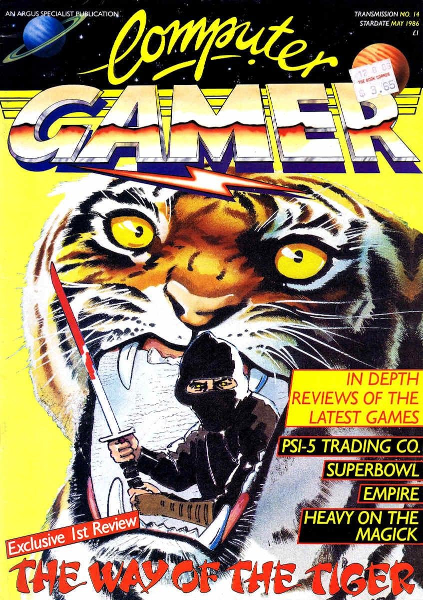 Computer Gamer Issue 014