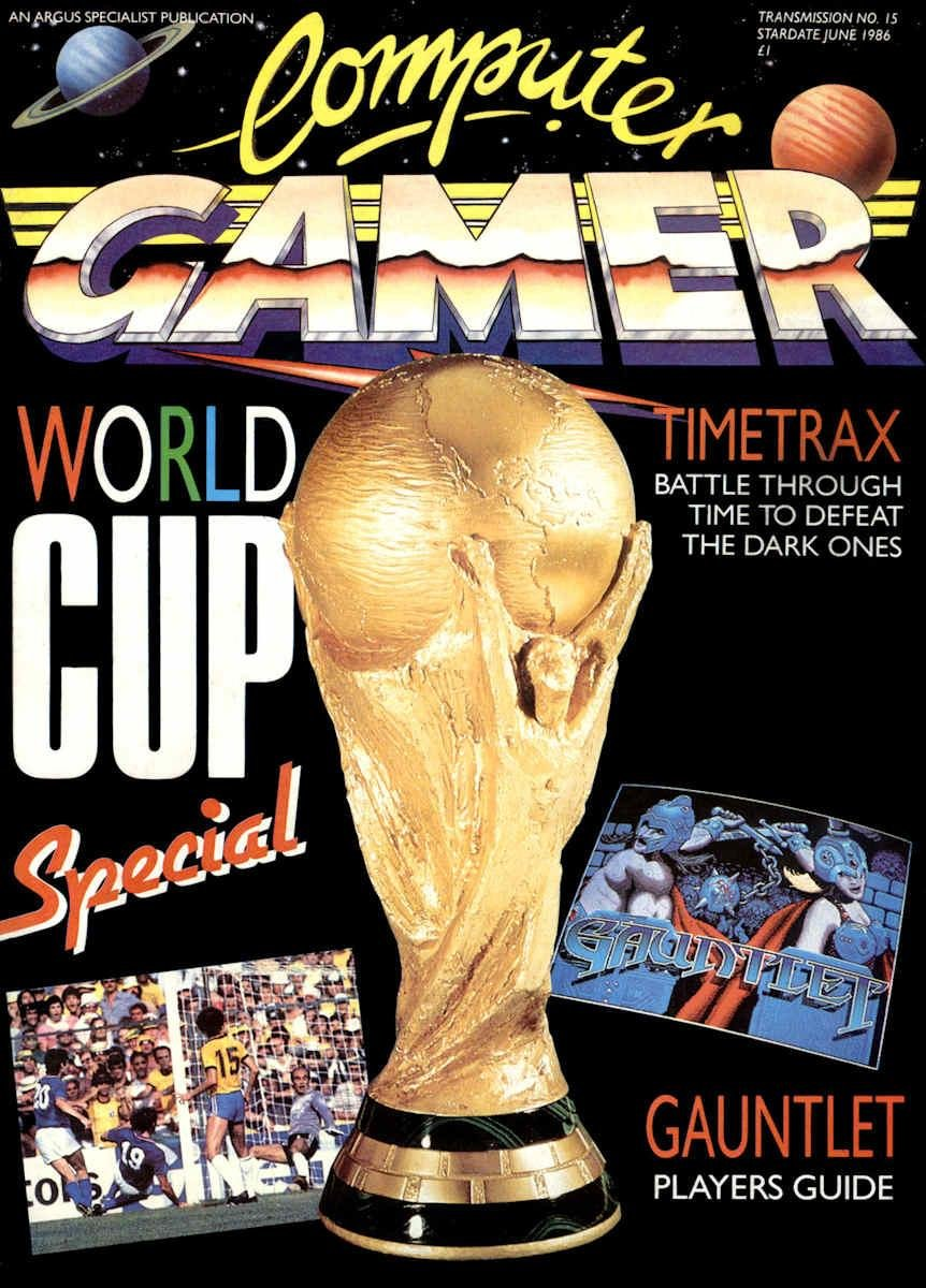 Computer Gamer Issue 015