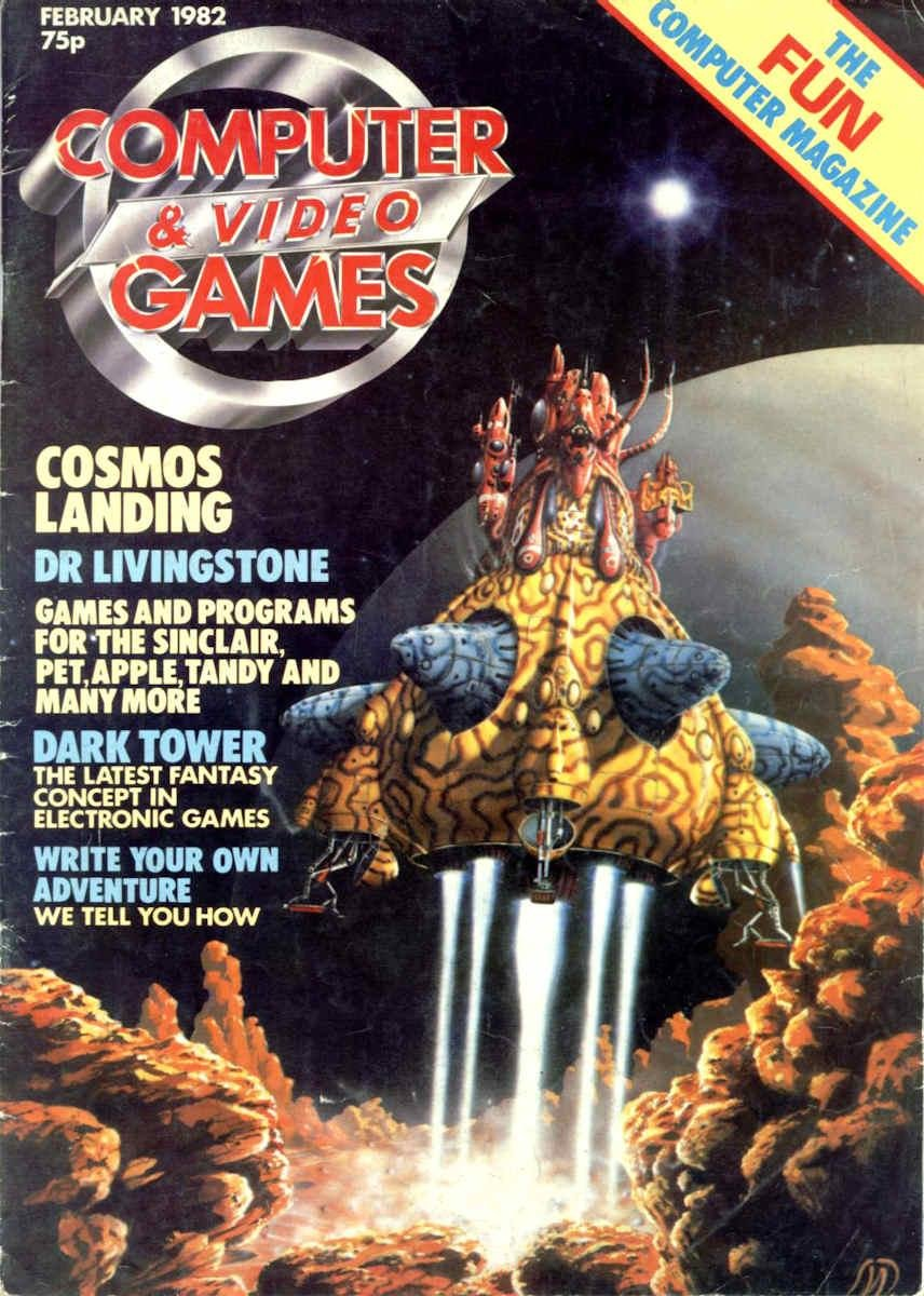 Computer & Video Games 004 (February 1982)