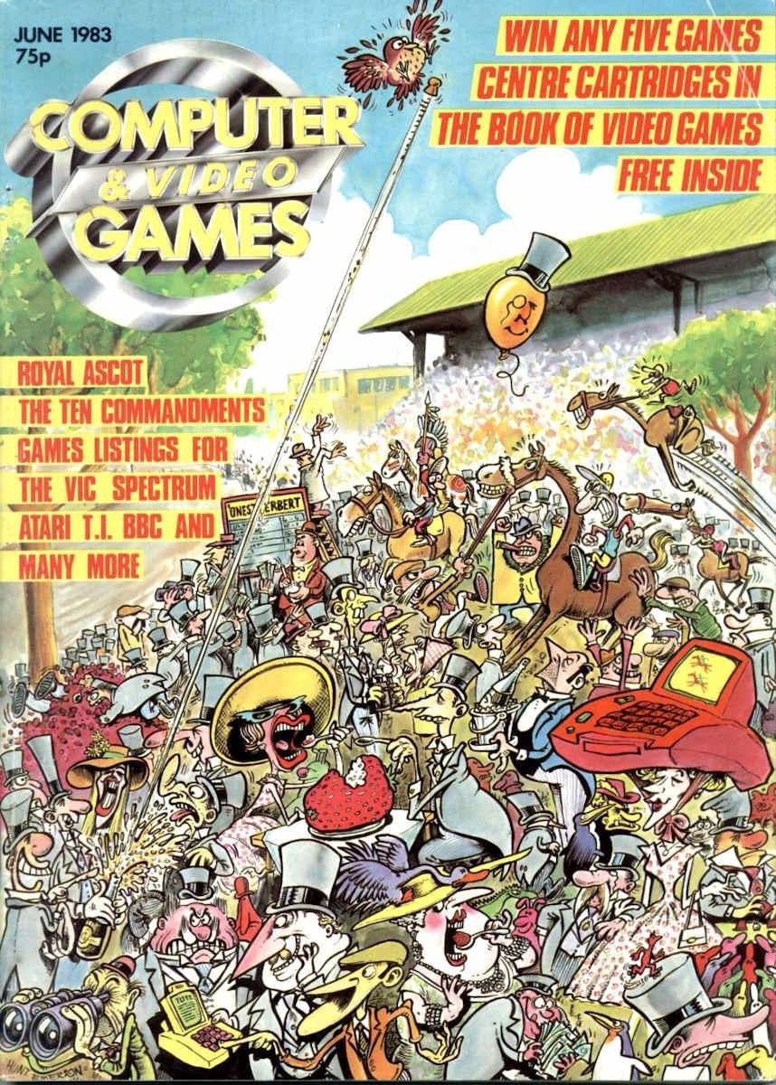 Computer & Video Games 020 (June 1983)