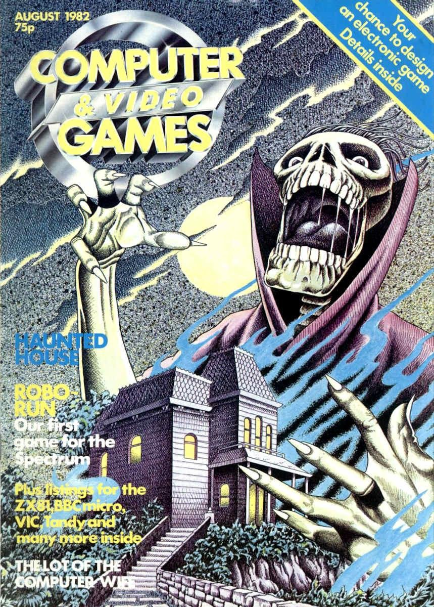 Computer & Video Games 010 (August 1982)