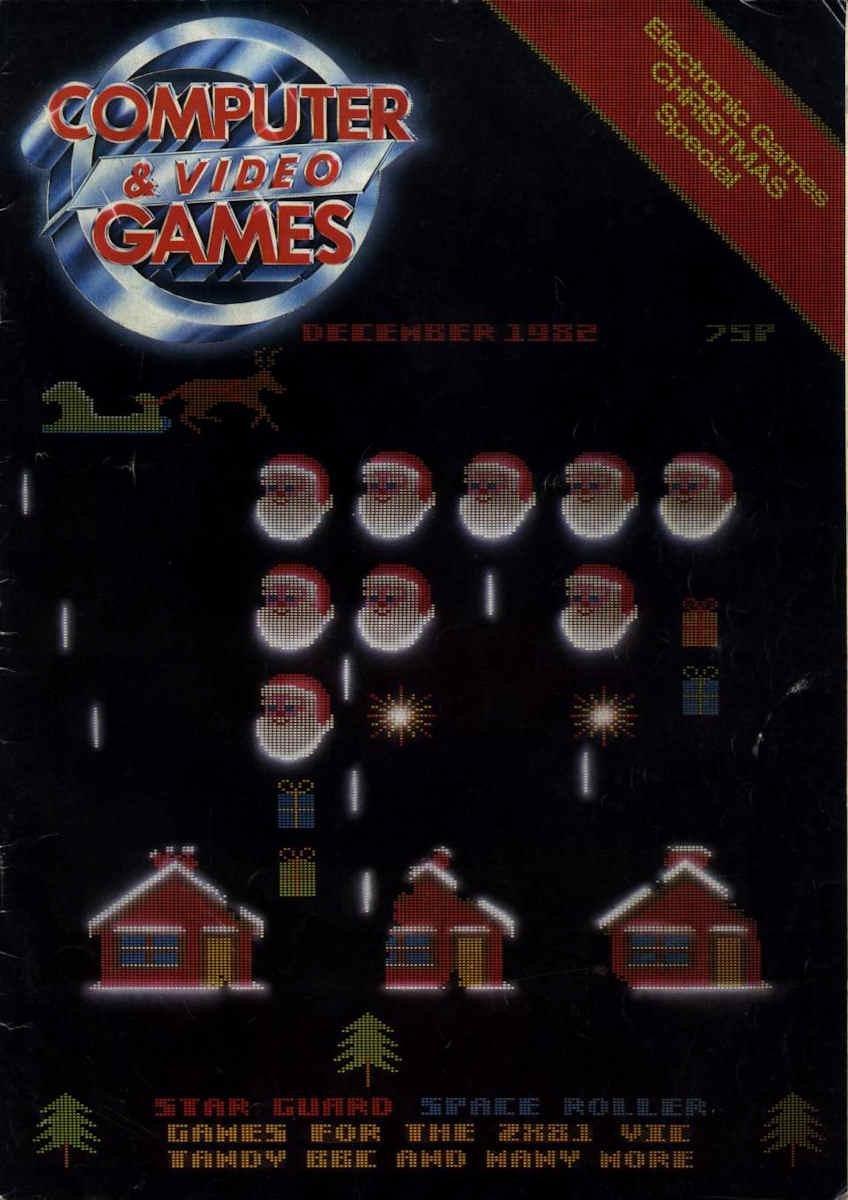 Computer & Video Games 014 (December 1982)