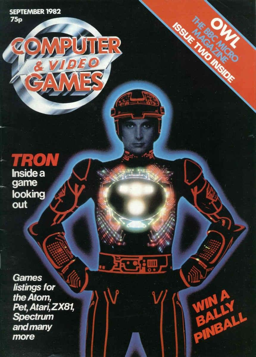 Computer & Video Games 011 (September 1982)