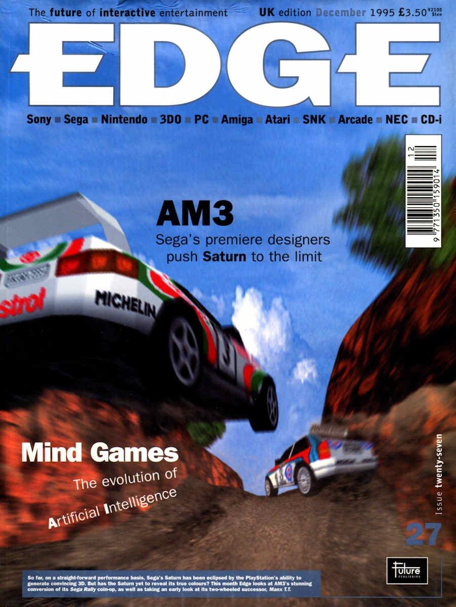 Edge 027 (December 1995)