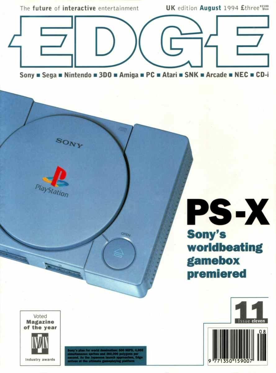Edge 011 (August 1994)
