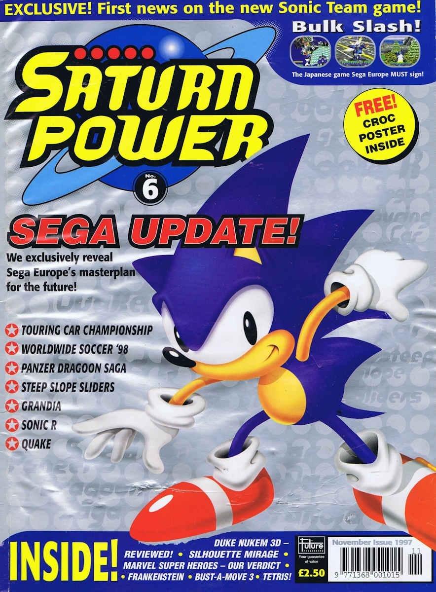 Saturn Power 06 (November 1997)