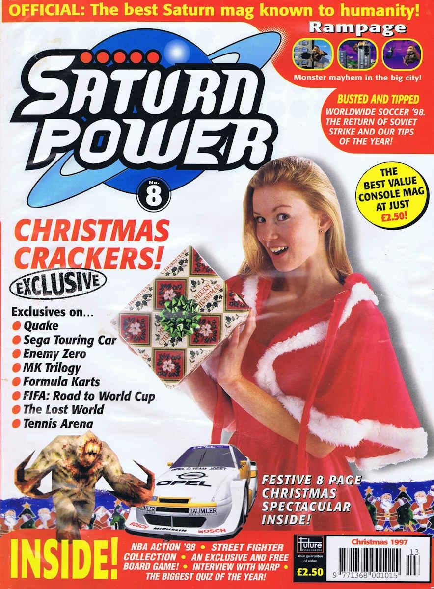 Saturn Power 08 (Christmas 1997)