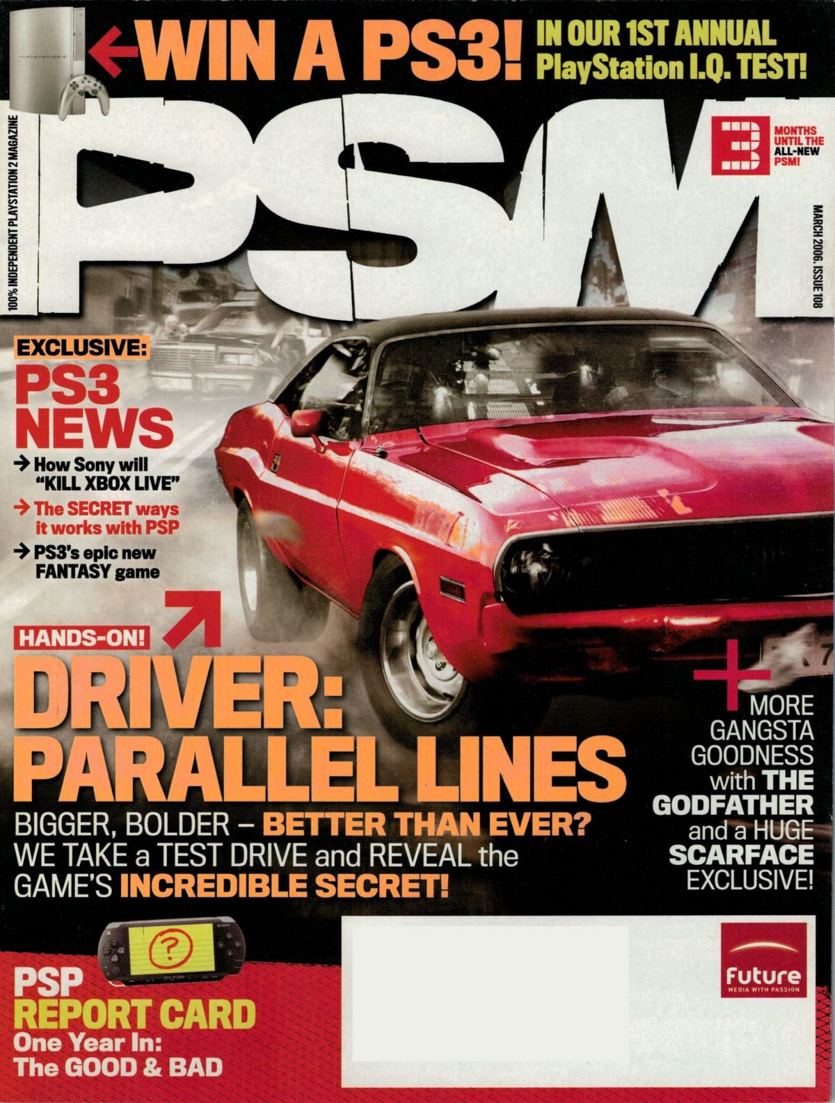 PSM issue 108 March 2006