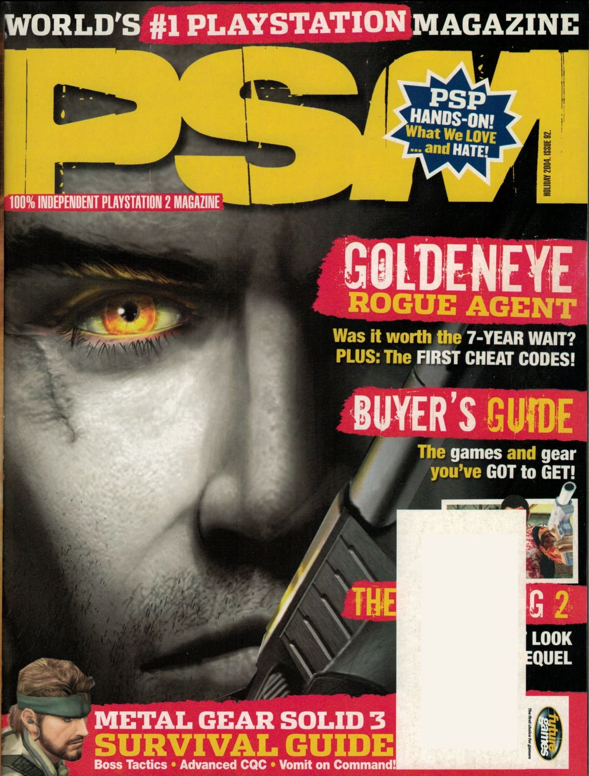 PSM Issue 092 Holiday 2004