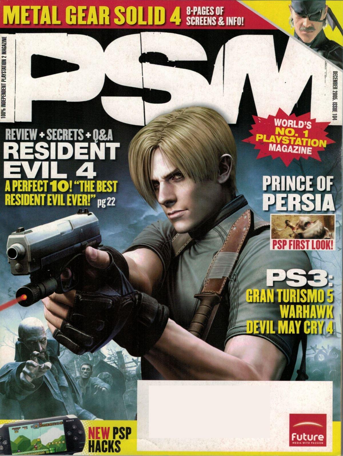 PSM issue 104 December 2005