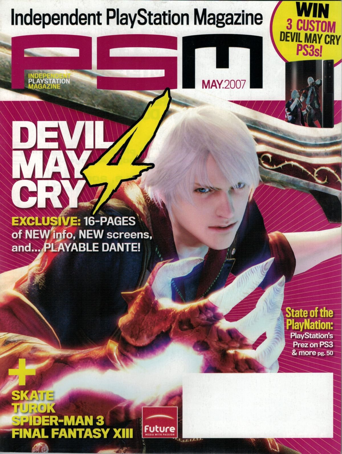 PSM issue 123 May 2007