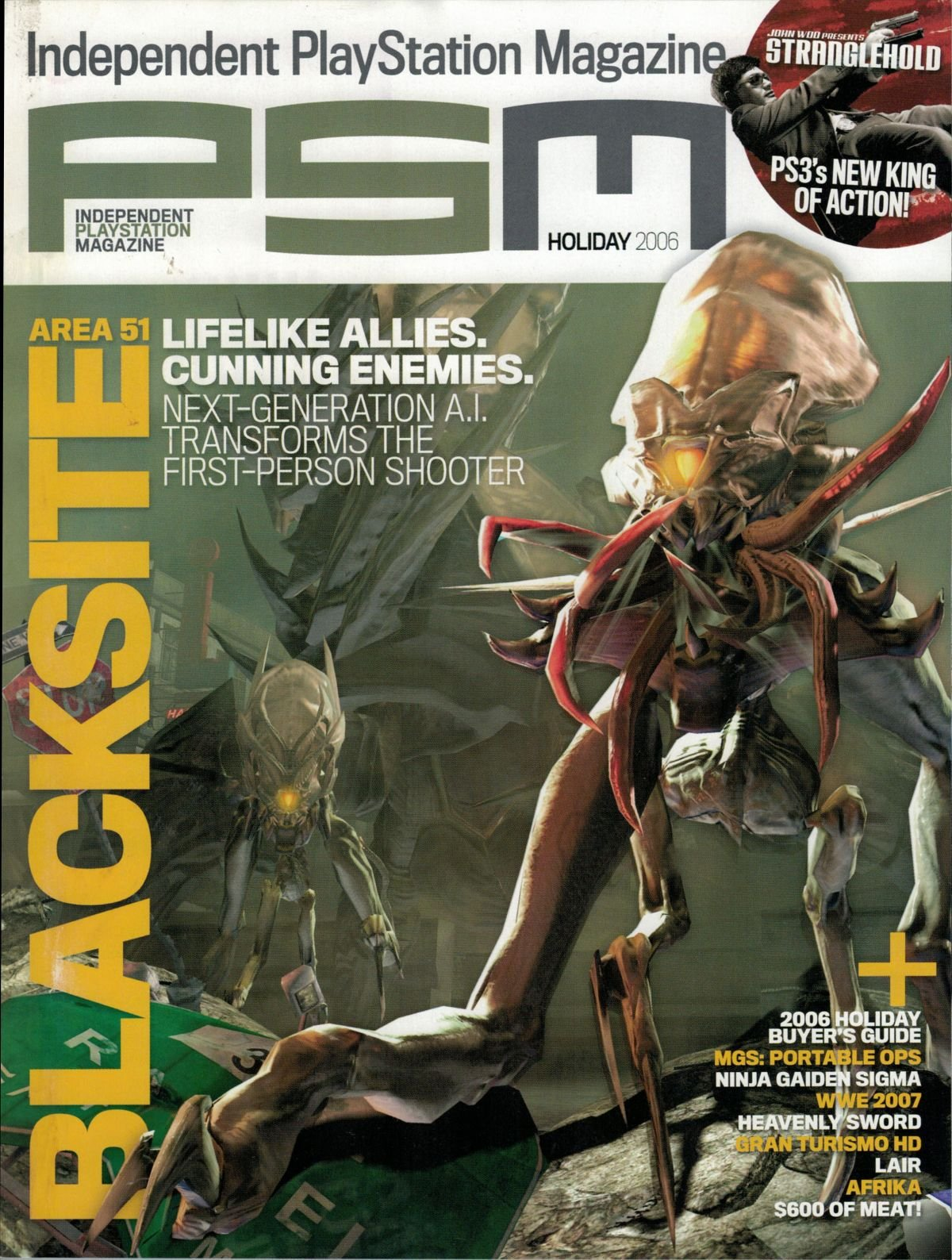 PSM issue 118 Holiday 2006