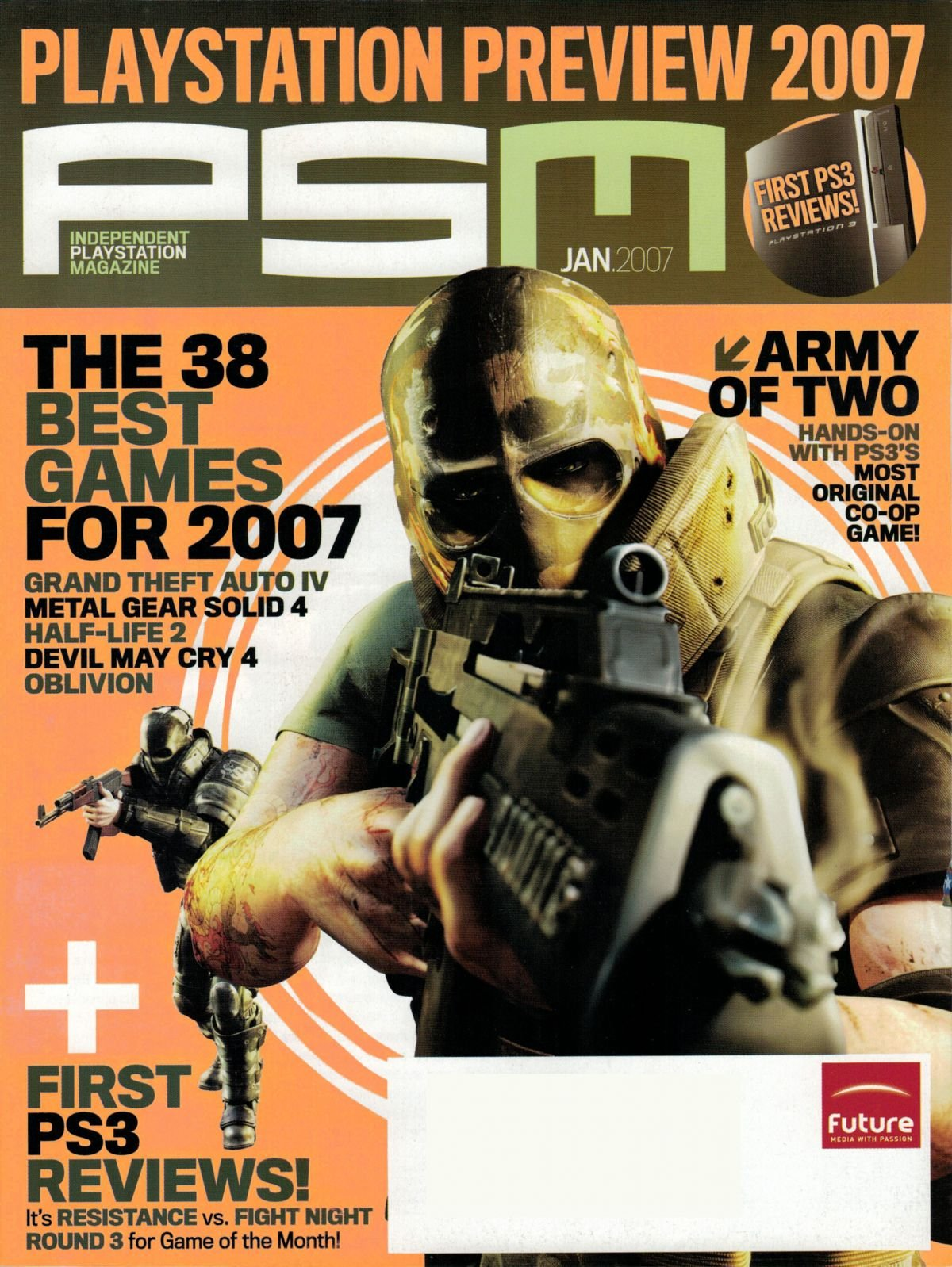 PSM issue 119 January 2007