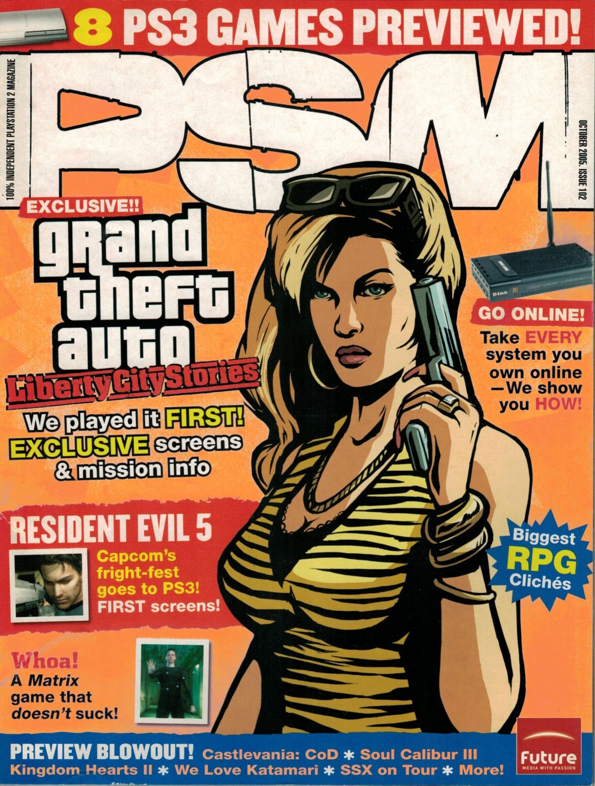 PSM issue 102 October 2005